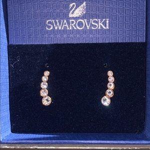 SWAROVSKI Harley Earlobe Earrings